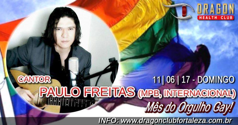 Cantor Paulo Freitas