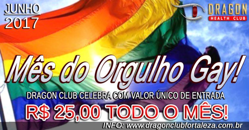 Mês do Orgulho Gay
